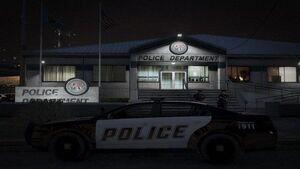 LSPD La Mesa Station 3 - GTA V