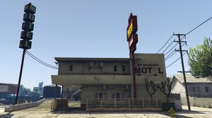 Bilingsgate Motel (V)