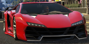 Pegassi Zentorno GTA V