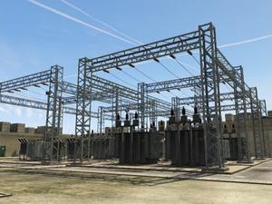 434 centrale électrique de Palmor-Taylor