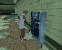 Automat biletowy (SA - 2)