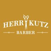 Herr Kutz Barber logo (V)