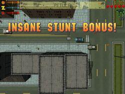 Insane Stunt Bonus! (GTA2)