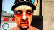 Róbert Bock zombi arca 3