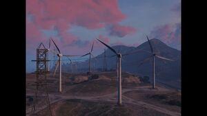 Ron Alternates Wind Farm-III
