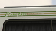 Camper Deluxe 4500 (détail) GTAV