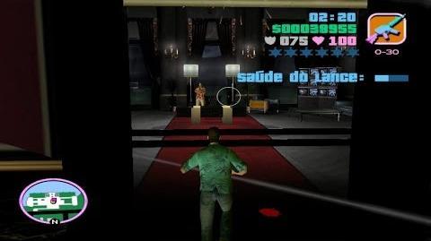 GTA Vice City- Destruição