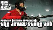 Grand Theft Auto V (PS3) - O Golpe à Joalheria (Abordagem Sutil) - Legendado em Português
