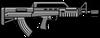 Karabin bezkolbowy (V - HUD - NG)