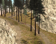 Mount Chiliad (The Chiliad Challenge) GTA San Andreas