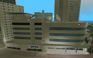 Vice City News Building