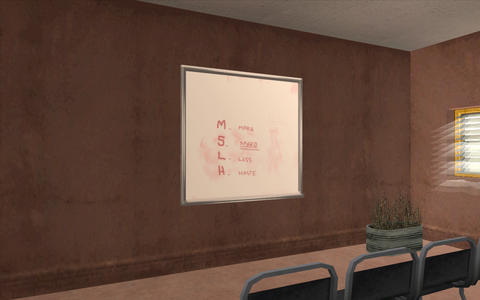 École de conduite GTA San Andreas (tableau)