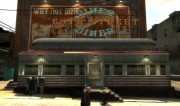 69th Street Diner GTA IV