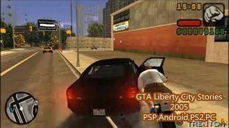 A evolução de GTA 1997-2013-0