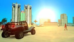 Gta vice city beach