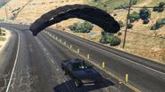 Ruiner 2000 parachute
