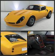 Stinger GT Legendarymotorsport