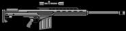 Ciężki karabin snajperski (V - HUD)
