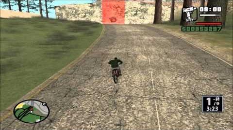 GTA San Andreas. Прохождение Побей петуха (Лос-Сантос)