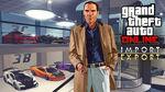Artwork GTA Online - ImportExport-