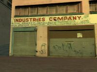 Industries Company (SA)
