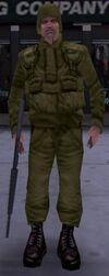 Żołnierz (III)