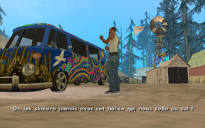 Are You Going to San Fierro? GTA San Andreas (cible)