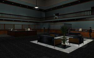 El Banco Corrupto Grande (GTAVC) (Interior)