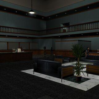 المصرف من الداخل.