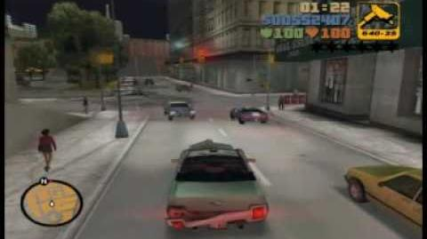 Grand Theft Auto 3 (PC) Mission 41 — Arms Shortage