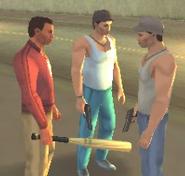 Membres du gang de vance