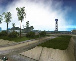 Escobar International Airport GTA Vice City