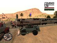 Misje w kamieniołomie (SA - 6 - 6)