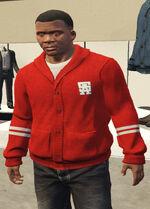 Ponsonbys (V - Czerwony cardigan)