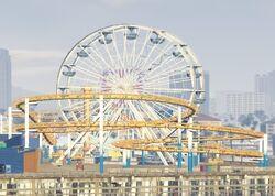 The Ferris Whale (V)