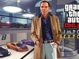 GTA Online: Importação/Exportação