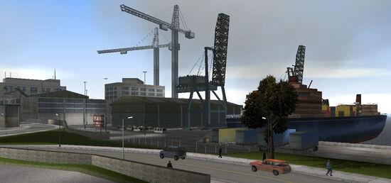 Portland Harbor (III - 1)