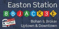 Stacja Easton (IV)