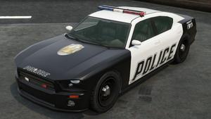 PoliceCruiser-GTAV-Front-Buffalo