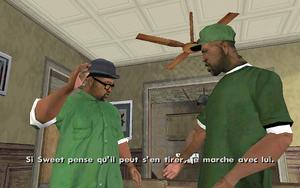 Reuniting the Families GTA San Andreas (soutien)
