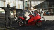 Extermination equipement GTA V