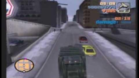 "Grand Theft Auto 3 Mission 22 — ""Blow Fish"""