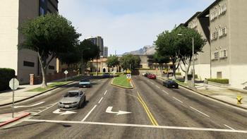 LibertyStreet-GTAV