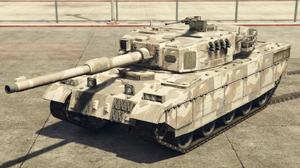 Rhino GTA V (vue avant)