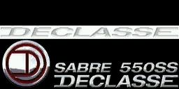 Sabre badges