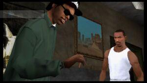 Картина на Playstation