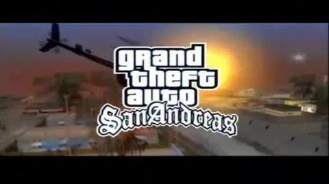 GTA San Andreas - Official Trailer 3 HD
