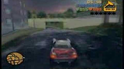 Grand Theft Auto 3 (PC) Mission 38 - Shima