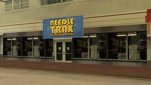 Needle Trax (VCS - 3)