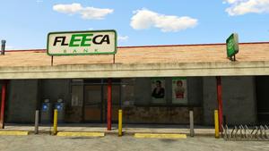 Blaine County Fleeca Bank
